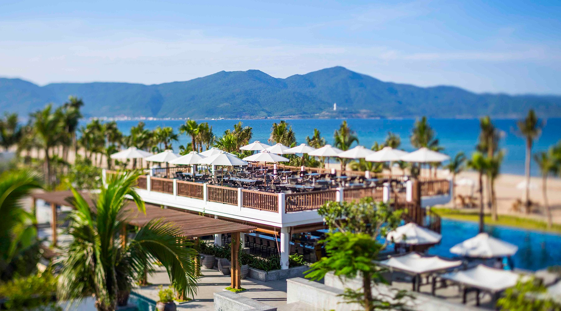 Nautica Beach Club tại Resort Premier Đà Nẵng