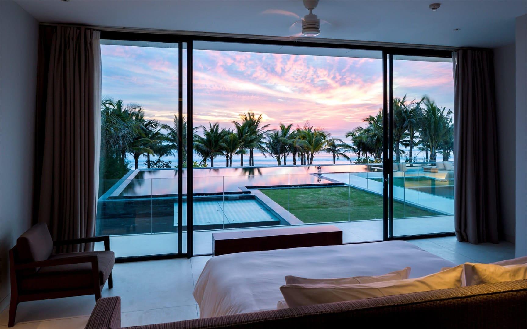 Tận hưởng kỳ nghỉ tại các căn biệt thự Naman Resort Đà Nẵng