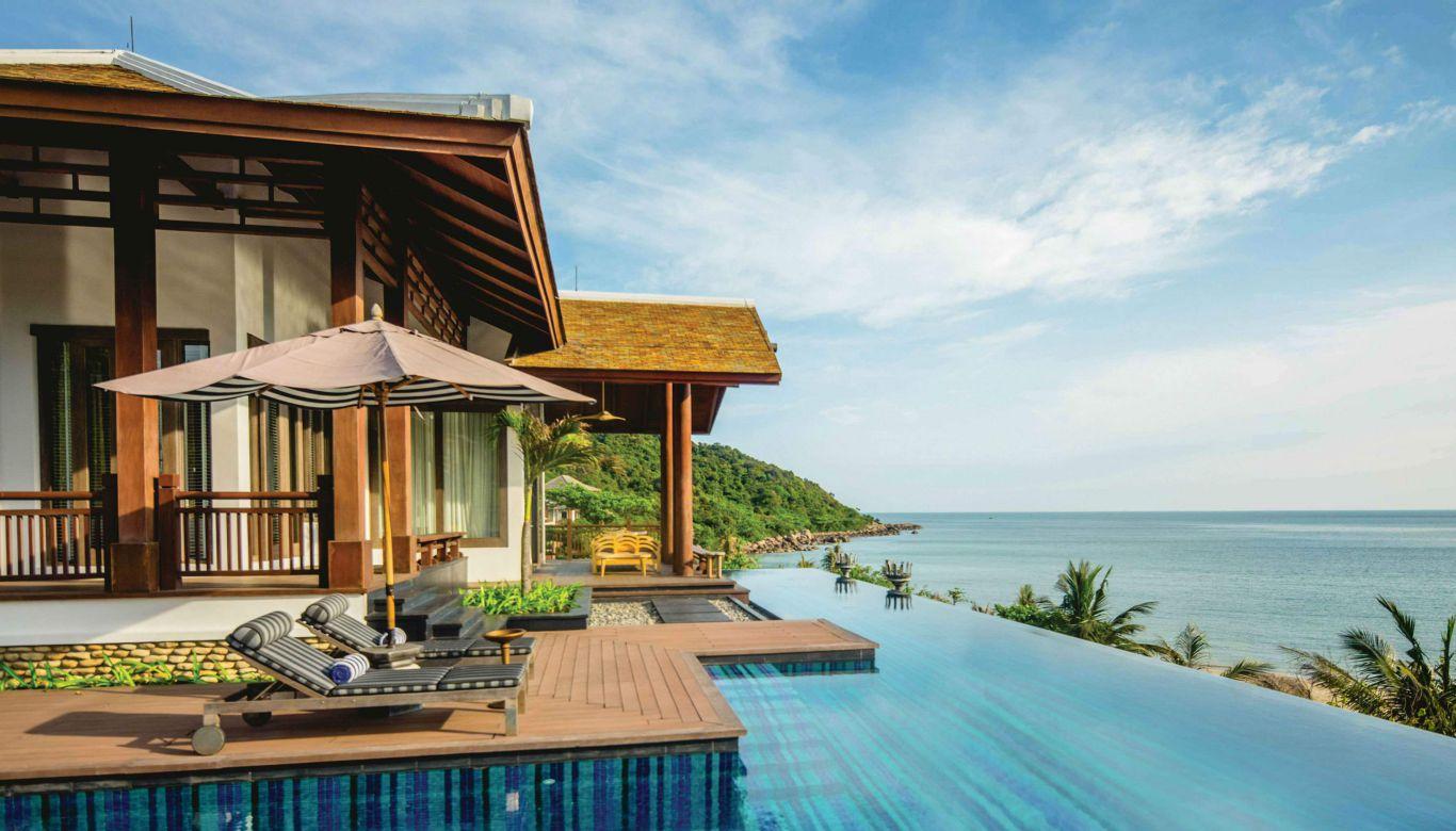 Nơi lưu giữa chốn bình yên đẳng cấp Resort Intercontinental