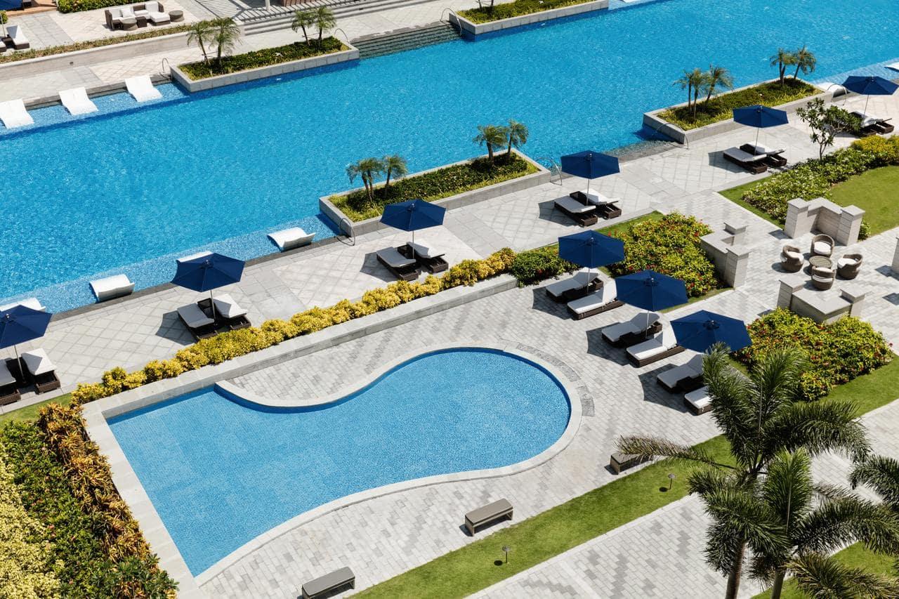 Thiên đường nghỉ dưỡng Sheraton Resort Đà Nẵng