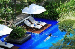 Hồ bơi tại Vinpearl Luxury Đà Nẵng