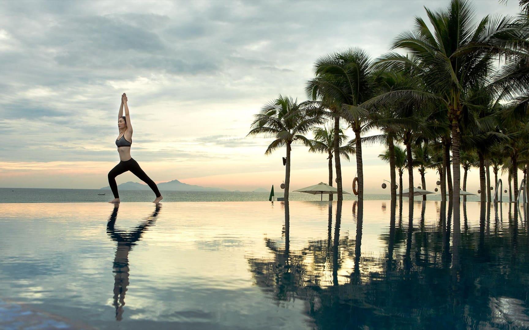 Tận hưởng kỳ nghỉ tại Naman Resort Đà Nẵng
