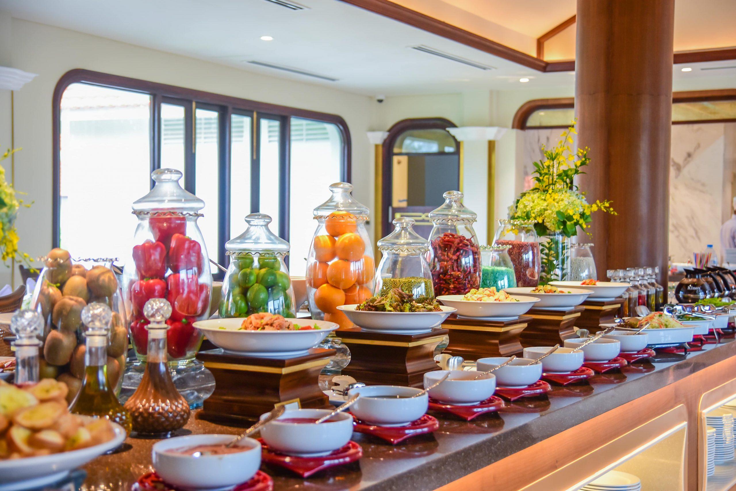 Nha hàng Danakasa tại Furama Resort