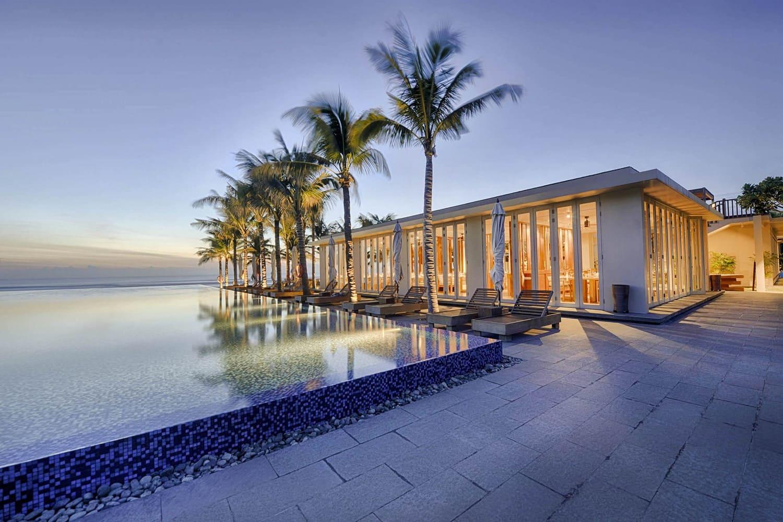Không gian an nhiên tại Naman Resort Đà Nẵng