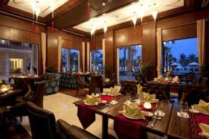 Nhà hàng Oriental tại Vinpearl Luxury Đà Nẵng