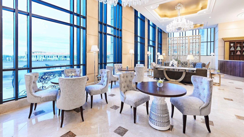 Nhà hàng Tea Lounge tại Sheraton Đà Nẵng Resort