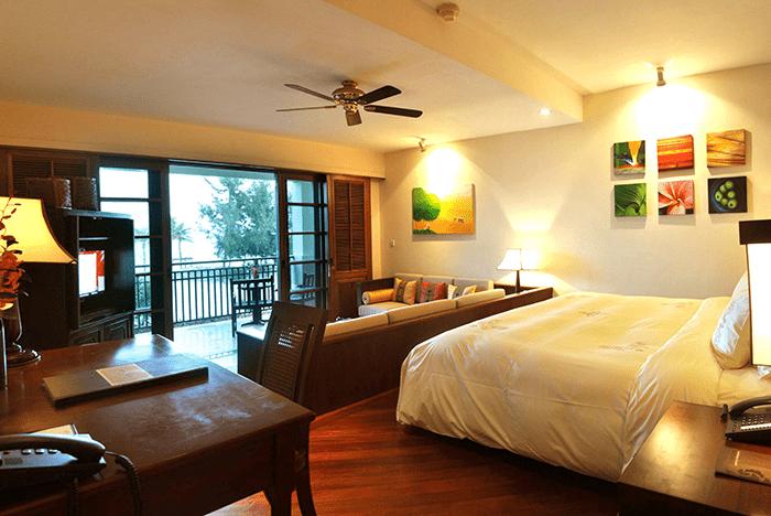Phòng Ocean Studio Suite tại Furama Đà Nẵng