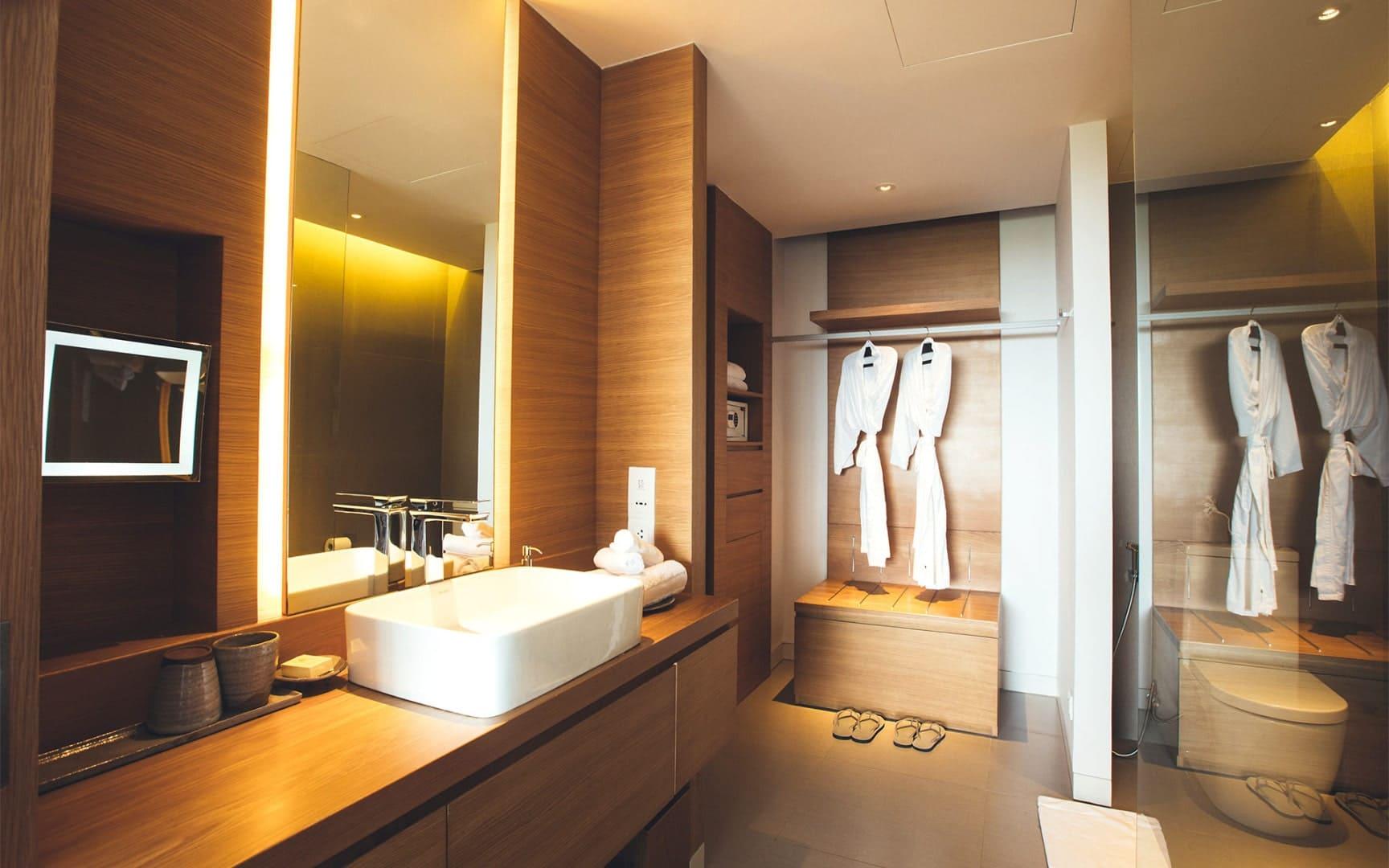 Sự chỉnh chu trong từng chi tiết tại phòng Babylon Naman Resort Đà Nẵng