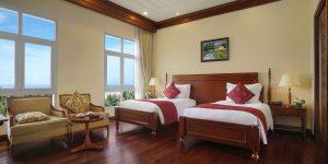 Phòng Deluxe Ocean View tại Vinpearl Luxury Đà Nẵng