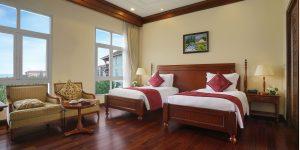 Phòng Deluxe Room tại Vinpearl Luxury Đà Nẵng