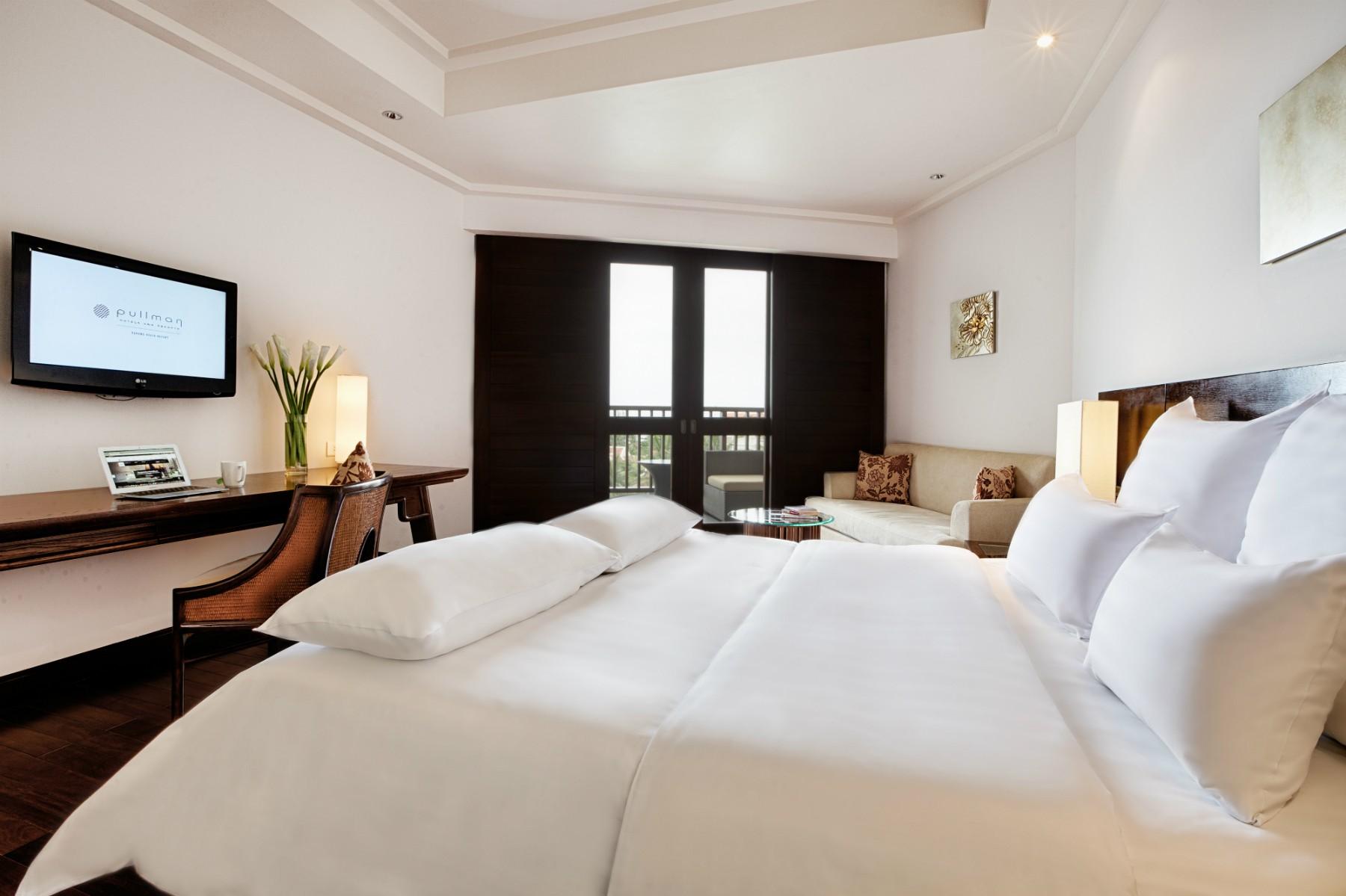 Phòng Deluxe tại Pullman Resort Đà Nẵng