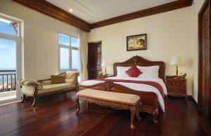 Phòng Excutive Suite Ocean tại Vinpearl Luxury Đà Nẵng