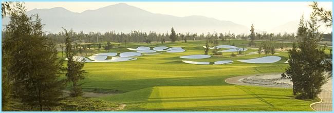 Sân Golf 18 lỗ đẳng cấp quốc tế tại Đà Nẵng
