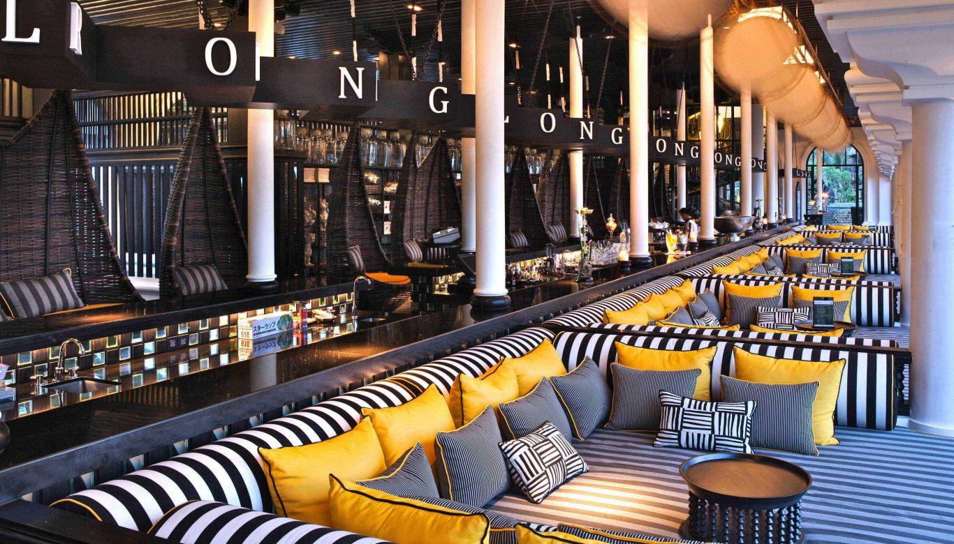 Sự hấp dẫn và tuyệt vời tại The Long Bar Intercontinental Đà Nẵng