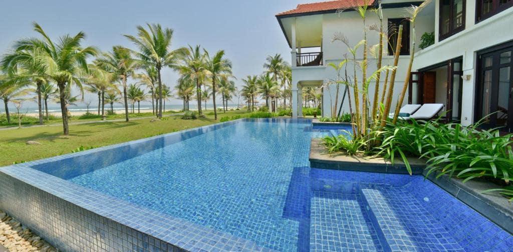 Biệt thự hướng biển tại Resort Furama Đà Nẵng