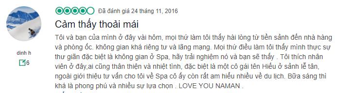 Một nổi niềm thương nhớ về Naman Resort Đà Nẵng