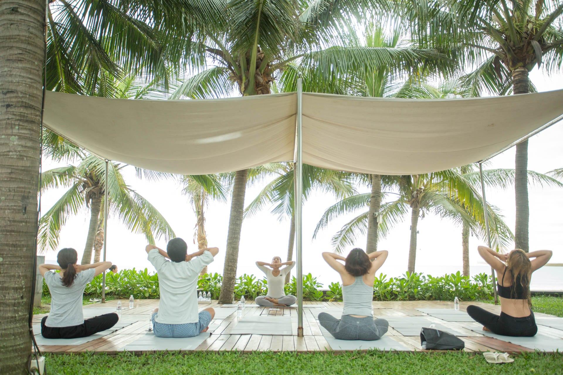 Cùng nhau tập luyện nâng cao sức khỏe tại Maia Đà Nẵng