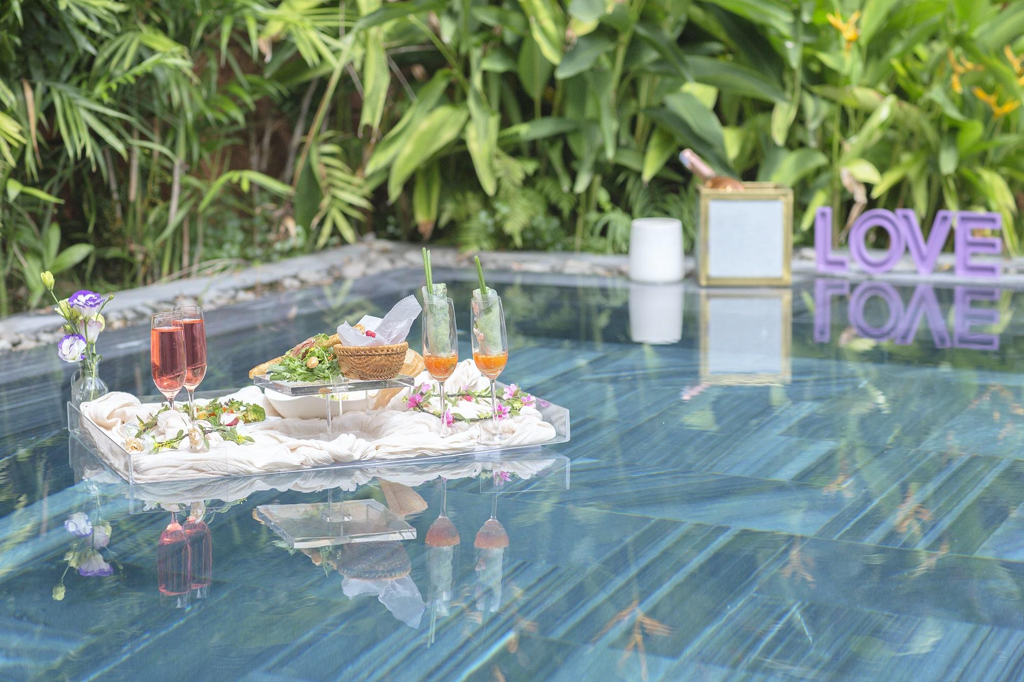Tận hưởng ẩm thực ngay tại Villa Fusion Maia Đà Nẵng