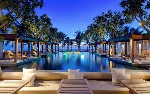 Phong cảnh lãng mạn tại B-Lounge Naman