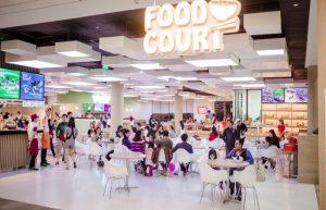 Không gian thưởng thức ẩm thực tại khu Helio Đà Nẵng