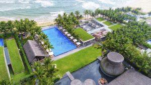Nét độc đáo giữa kiến trúc và thiên nhiên tại khu nghỉ dưỡng Naman Đà Nẵng