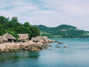 Non nước hữu tình tại Bãi Rạng Đà Nẵng