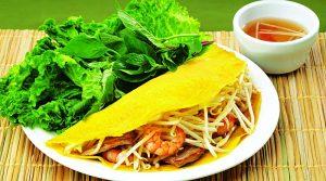 Món Bánh xèo nổi tiếng tại Đà Nẵng cực kì thơm ngon