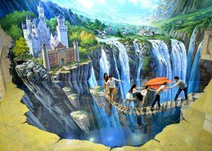 Sống ảo tại Bảo tàng 3D