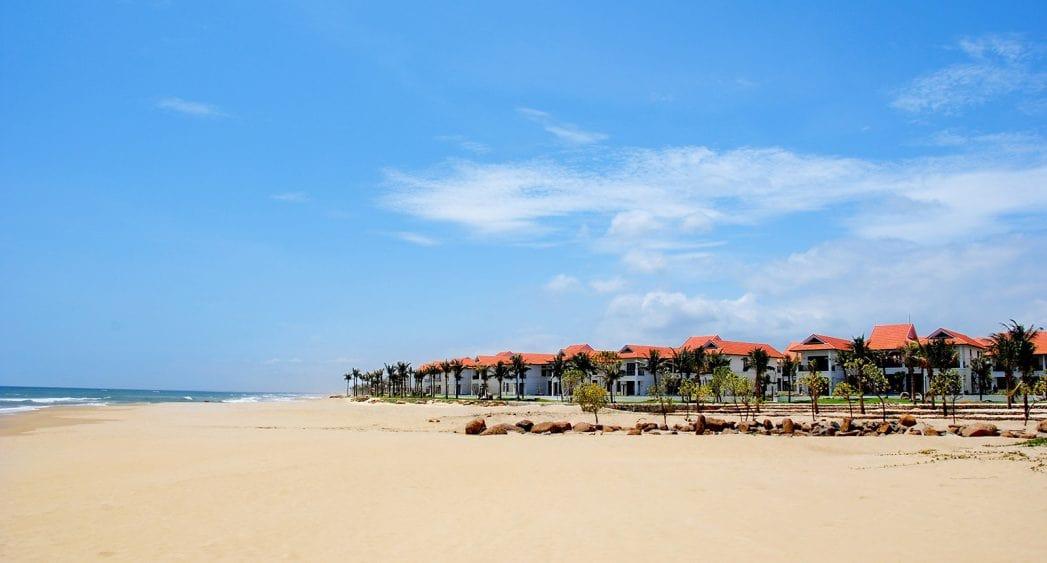 Các căn villa beachfront tại Furama Đà Nẵng
