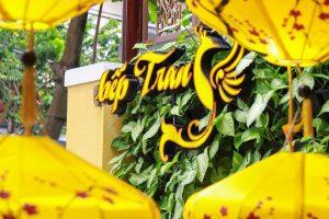 Đến Bếp Trang để thưởng thức mỳ quảng ếch