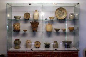 Đồ cổ đang cất giữ và trưng bày tại bảo tàng Đồng Đình Đà Nẵng