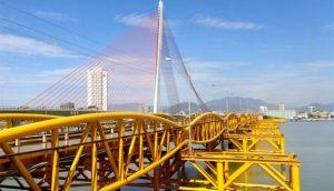Cây cầu lâu đời nhất Đà Nẵng - cầu Nguyễn Văn Trỗi