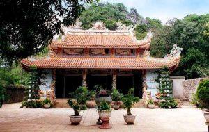 Nét cổ kính của Chùa Tam Thai Đà Nẵng
