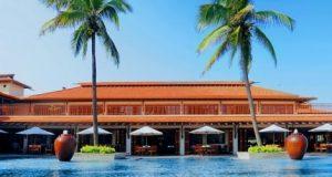 Kiến trúc mang hơi thở Chămpa xưa Tại Furama Đà Nẵng