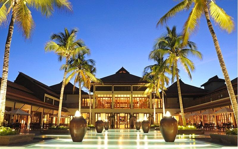 Khu nghỉ dưỡng sang trọng Furama Đà Nẵng