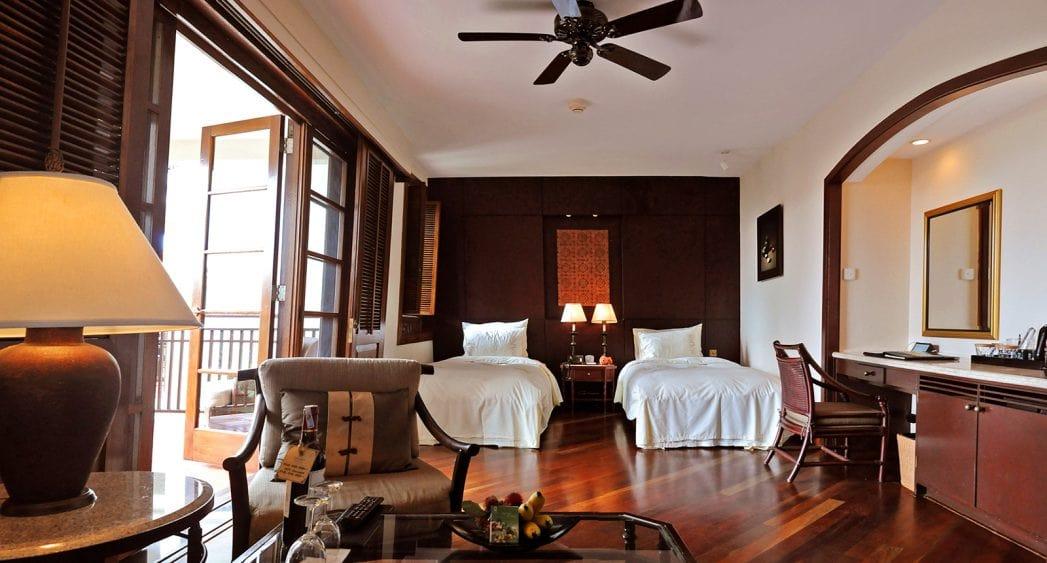 Phòng Garden Deluxe tại Resort Furama Đà Nẵng