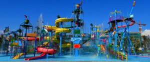 Thỏa sức vui chơi tại Công viên nước Vinpearl Land