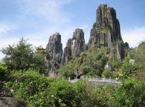 Vẻ đẹp nguyên sơ của Mộc Sơn tại Ngũ Hành Sơn Đà Nẵng