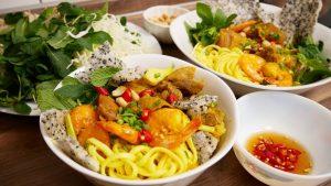 Đậm đà đặc sản Mỳ Quảng của Đà Nẵng - Quảng Nam