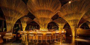 Được thưởng thức ẩm thực tại kiến trúc độc đáo bằng tre lớn nhất Việt Nam tại Naman rất thú vị