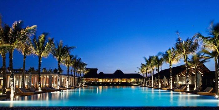 Nhà hàng của Naman Retreat Đà Nẵng