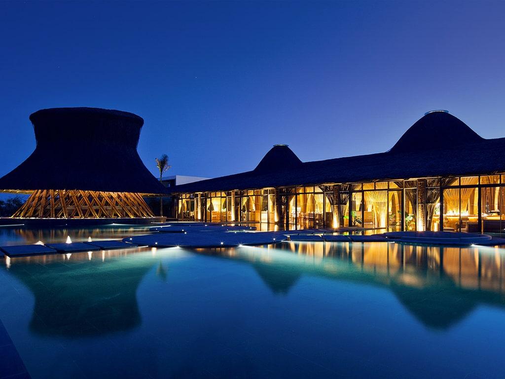 Kiến trúc bằng tre độc đáo của Naman Retreat Đà Nẵng