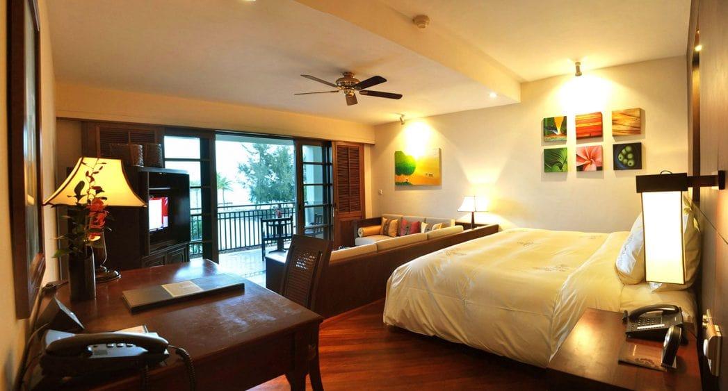 Phòng Ocean Studio Suite tại Furam Đà Nẵng