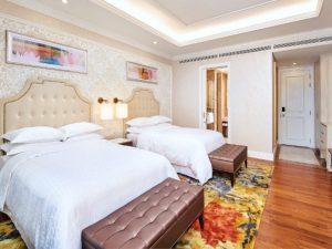 Căn phòng sang trọng, tinh tế tại khách sạn Sheraton Đà Nẵng