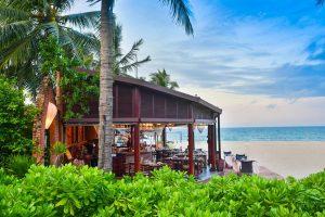 Kiến trúc độc đáo của Nhà hàng Steak House tại Furama Đà Nẵng