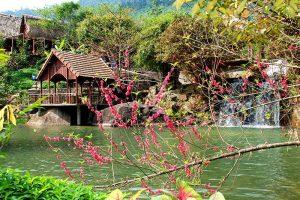 Vẻ đẹp nên thơ của khu du lịch suối Hoa Đà Nẵng