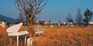 View cực kì đẹp tại Thuận Phước Field