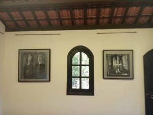 Nhà trưng bày tranh mỹ thuật của họa sĩ tại bảo tàng Đồng Đình