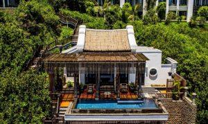 Tái hiện phong cách làng quê - InterContinental Đà Nẵng