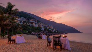 Buổi hẹn hò lãng mạn tại InterContinental Đà Nẵng